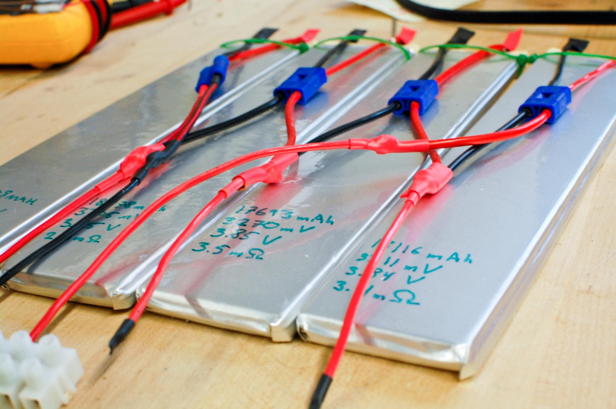 Batteries Olin Robotic Sailing Team Wiring Parallel